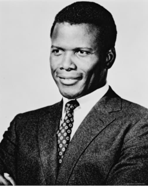 a description of the movie actor sidney poitier born premature Description from vintagebandstand male faces famous faces famous men movie stars actor charles bronson famous people sir sidney poitier was born on.