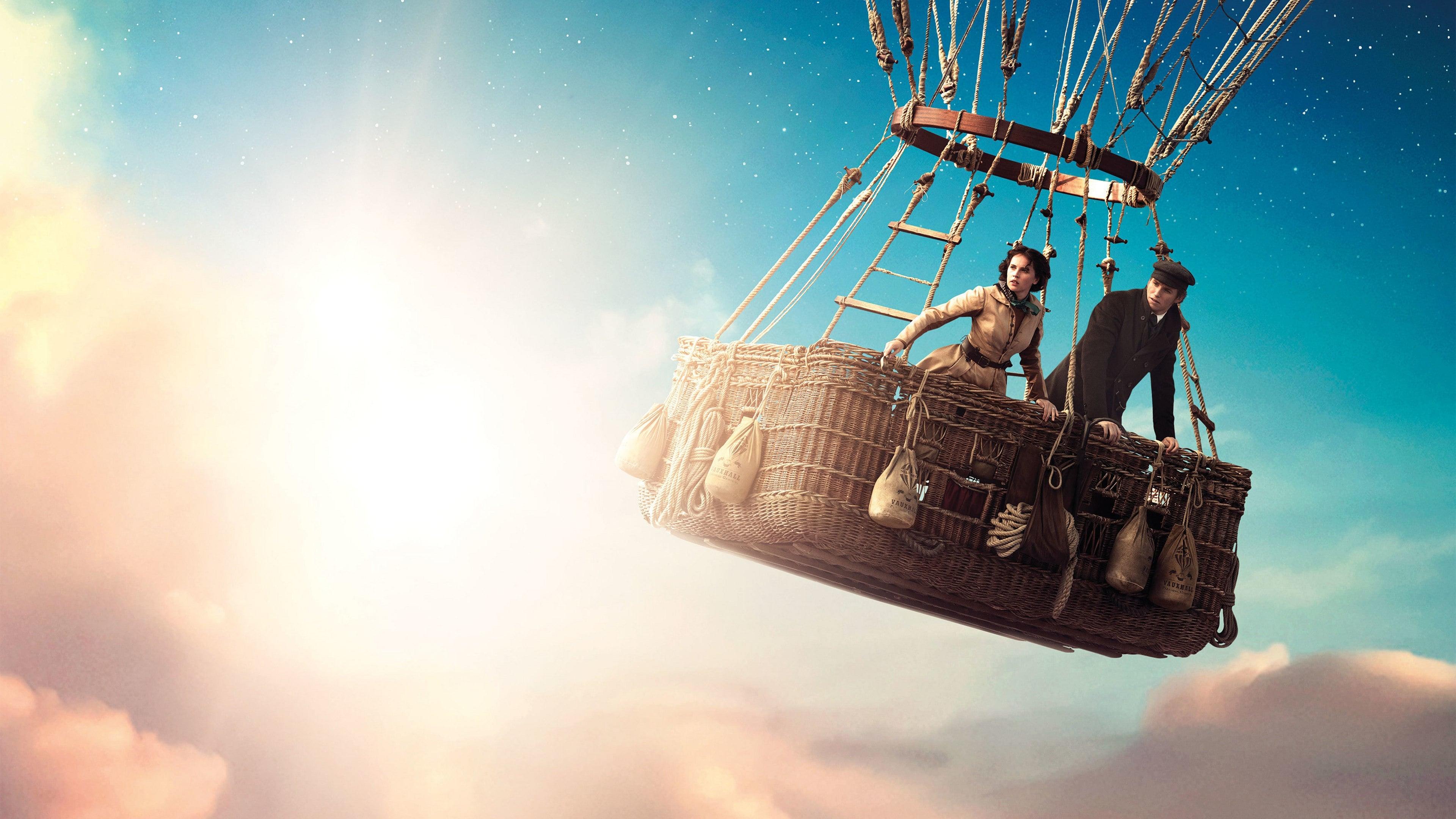 The Aeronauts [2019]