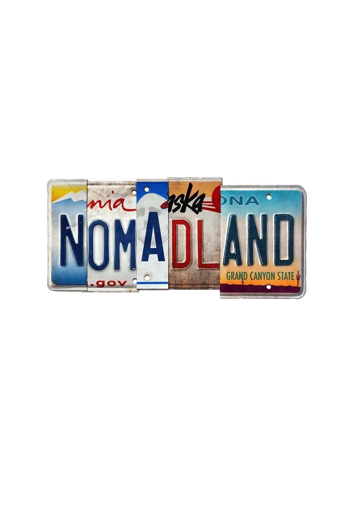 Nomadland Poster