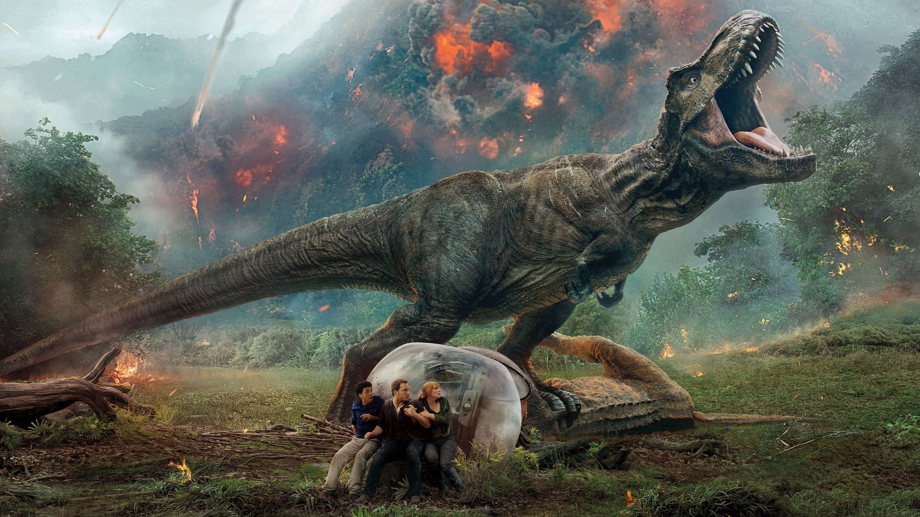 Jurassic World Fallen Kingdom  [2018]