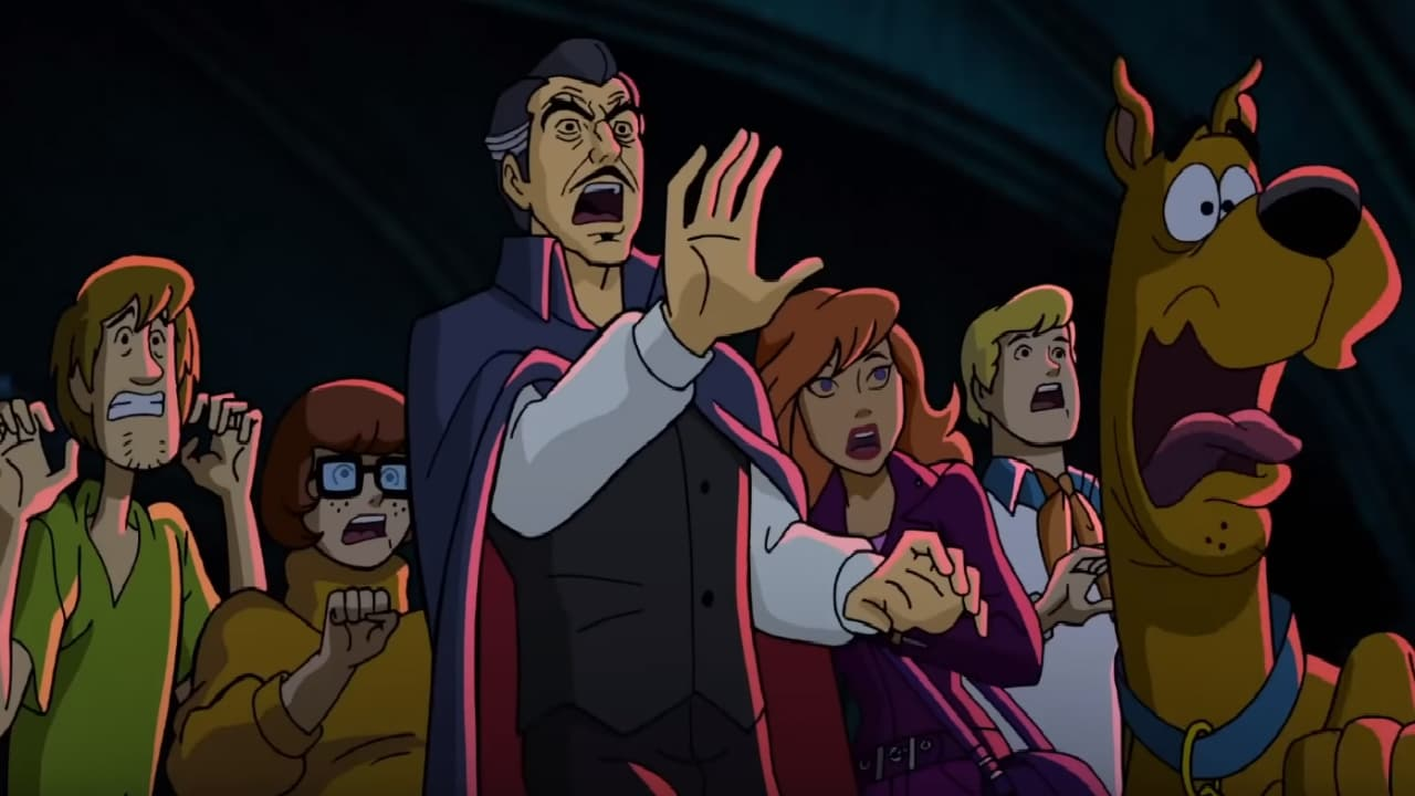 Scooby-Doo! and the Curse of the 13th Ghost  [2019]