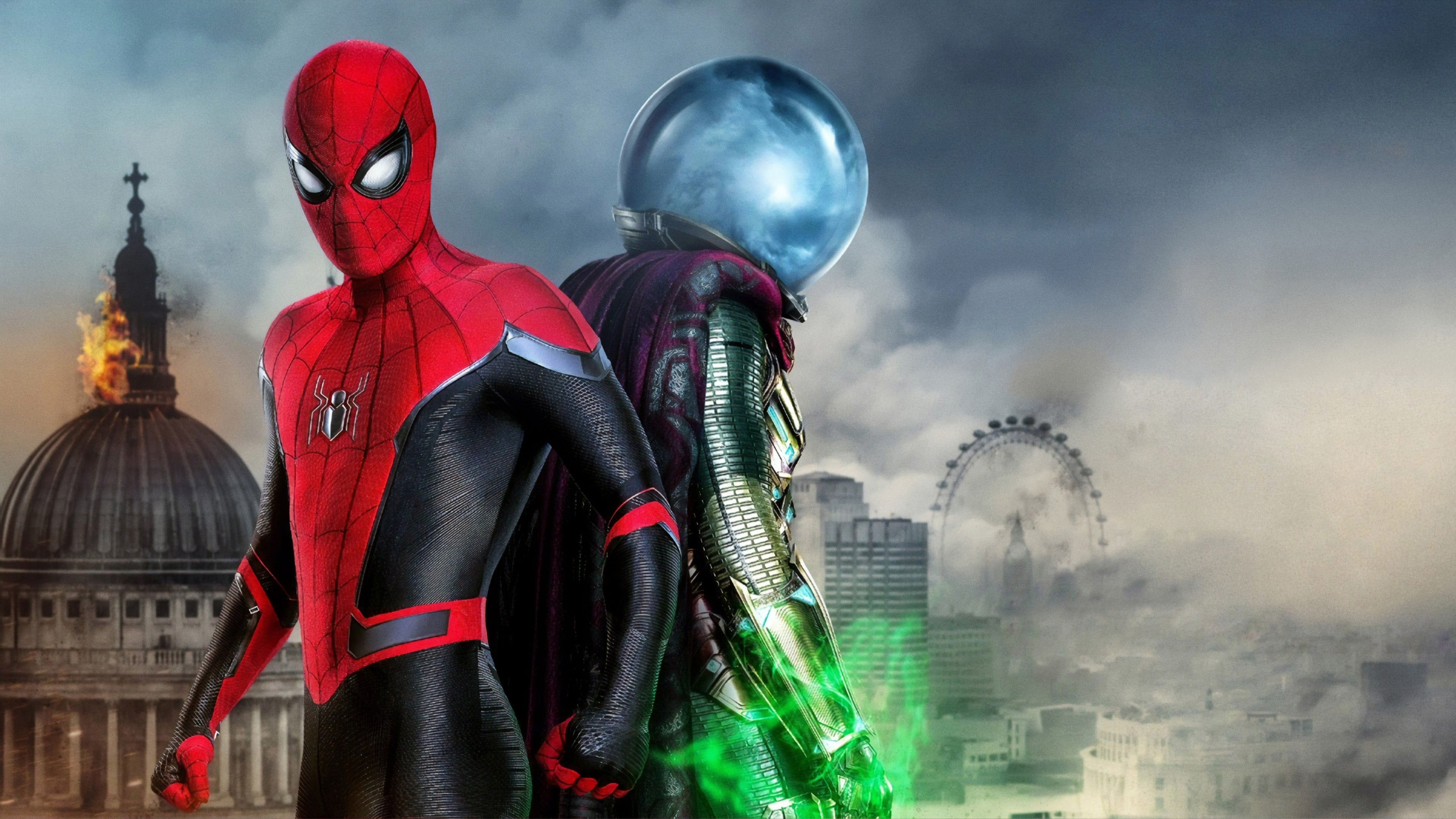 Spider-Man: Far from Home [2019]