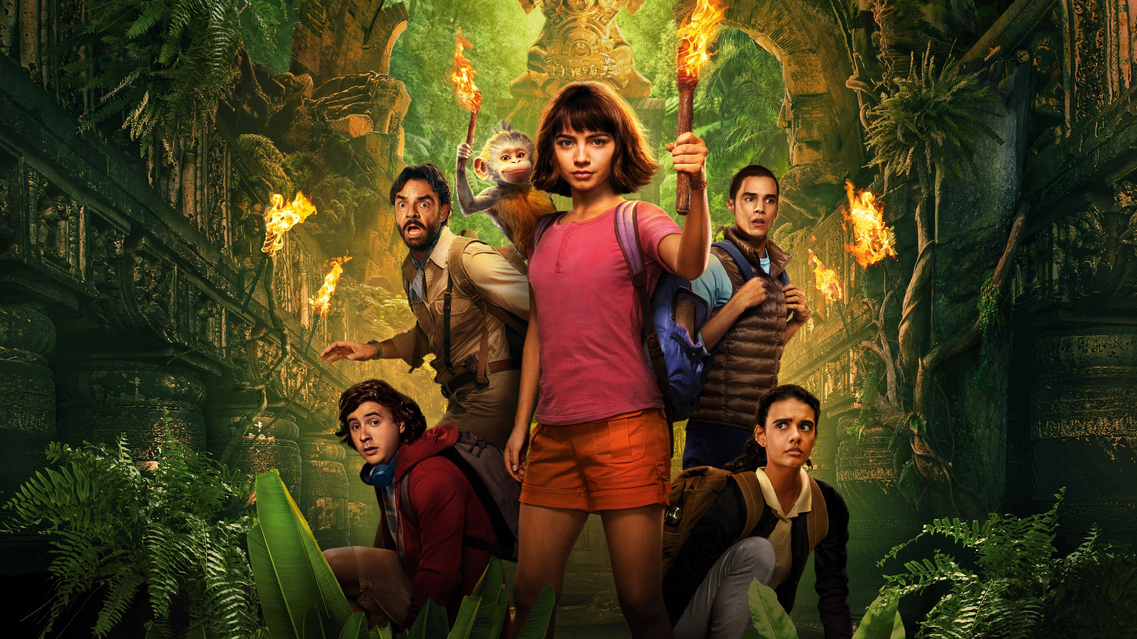 Dora and the Lost City of Gold [2019]