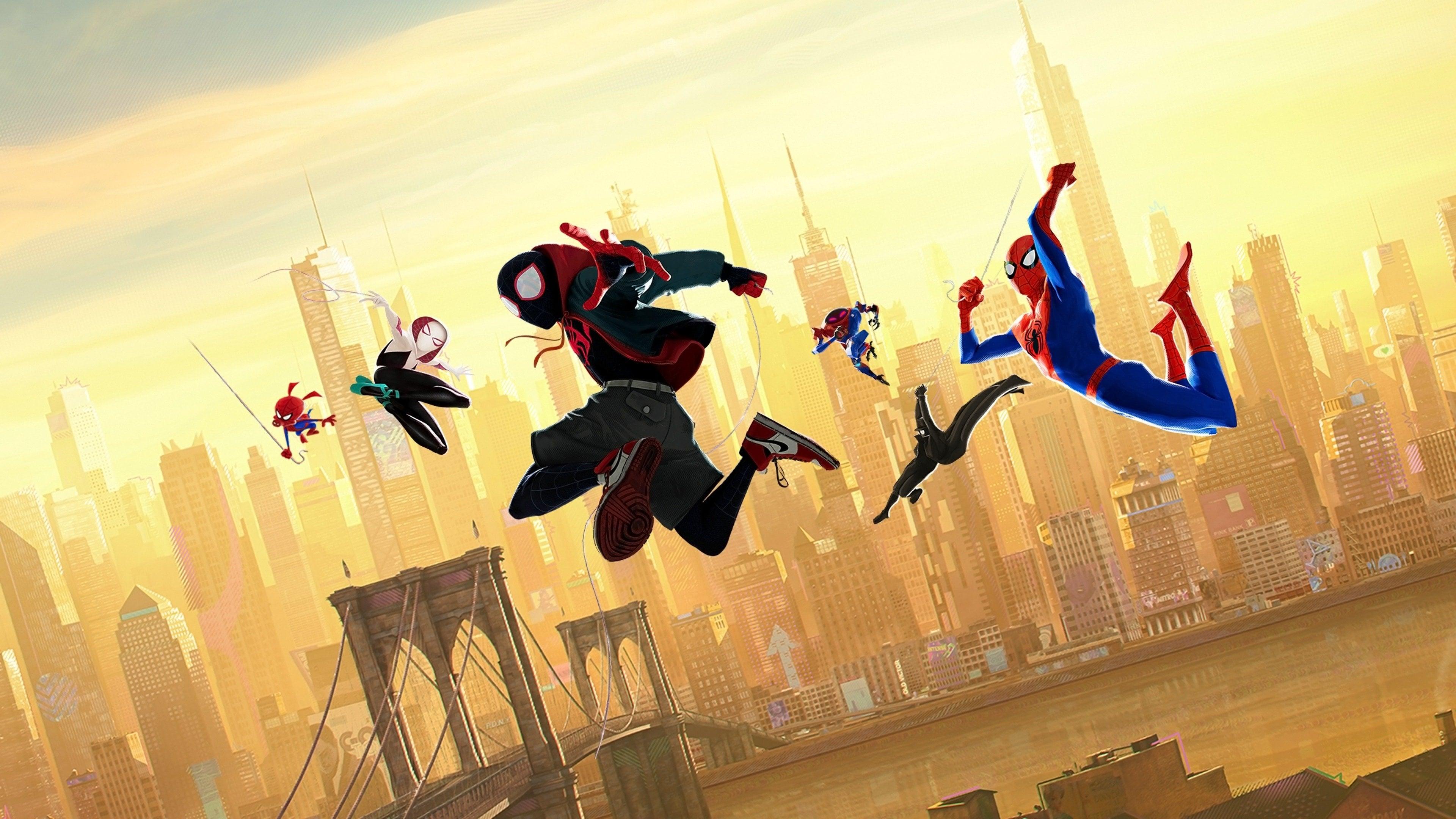 Spider-Man Into the Spider-Verse  [2018]