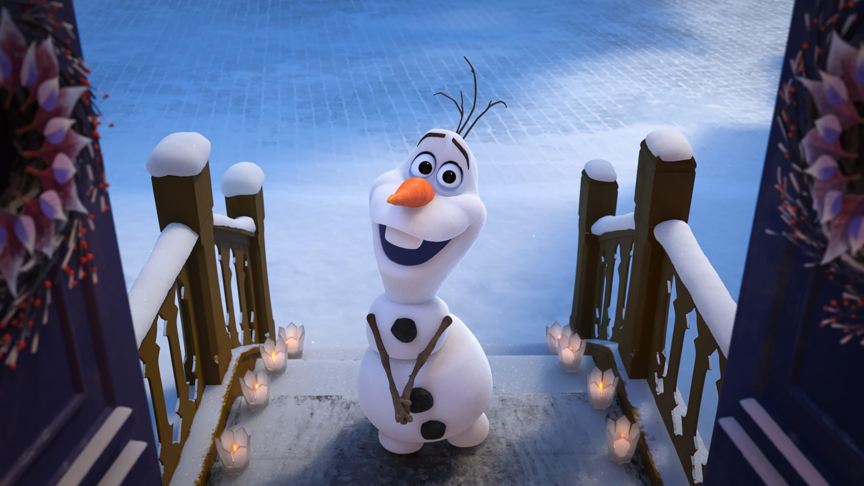 Olafs Frozen Adventure  [2017]