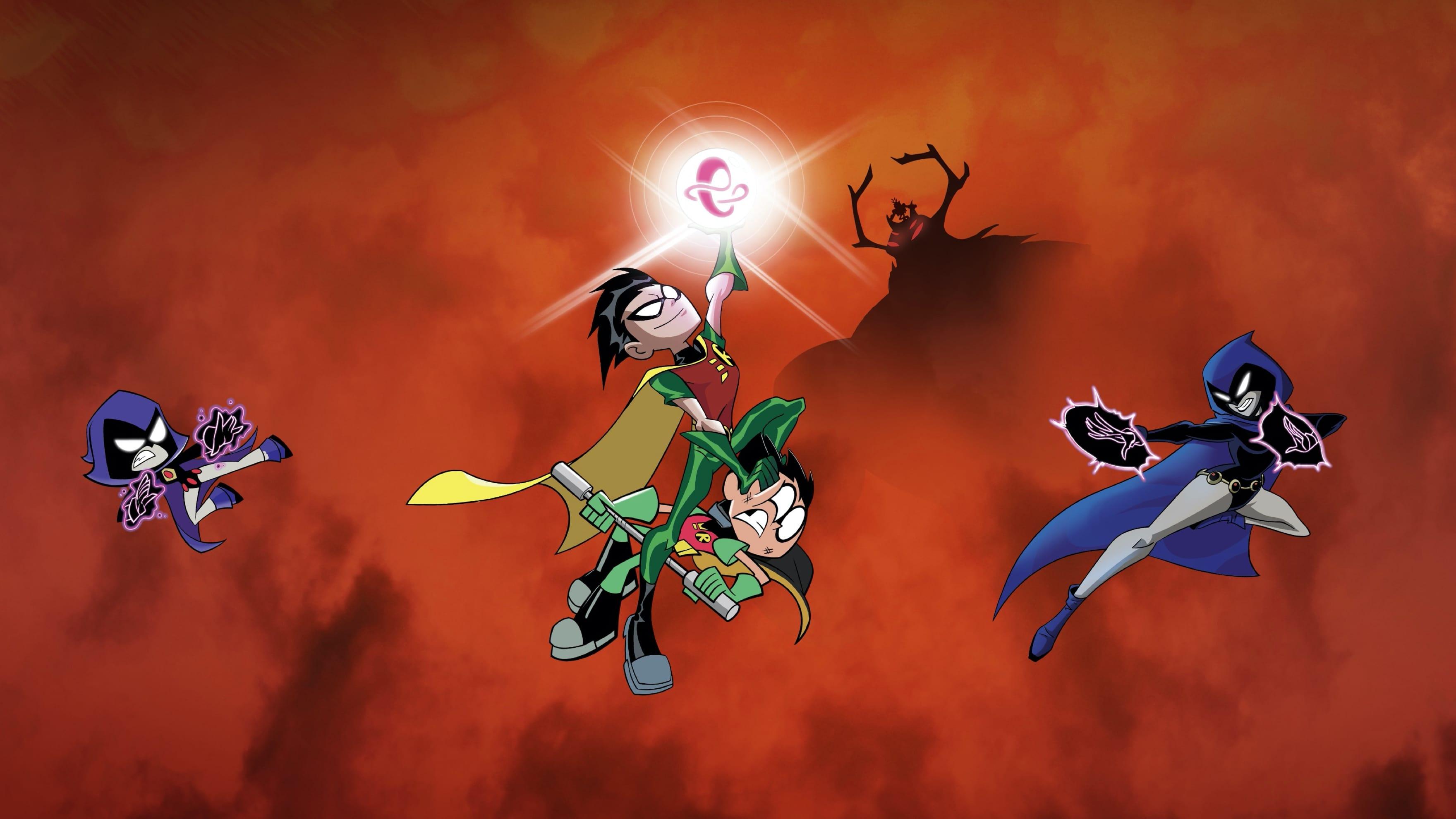 Teen Titans Go! vs. Teen Titans [2019]