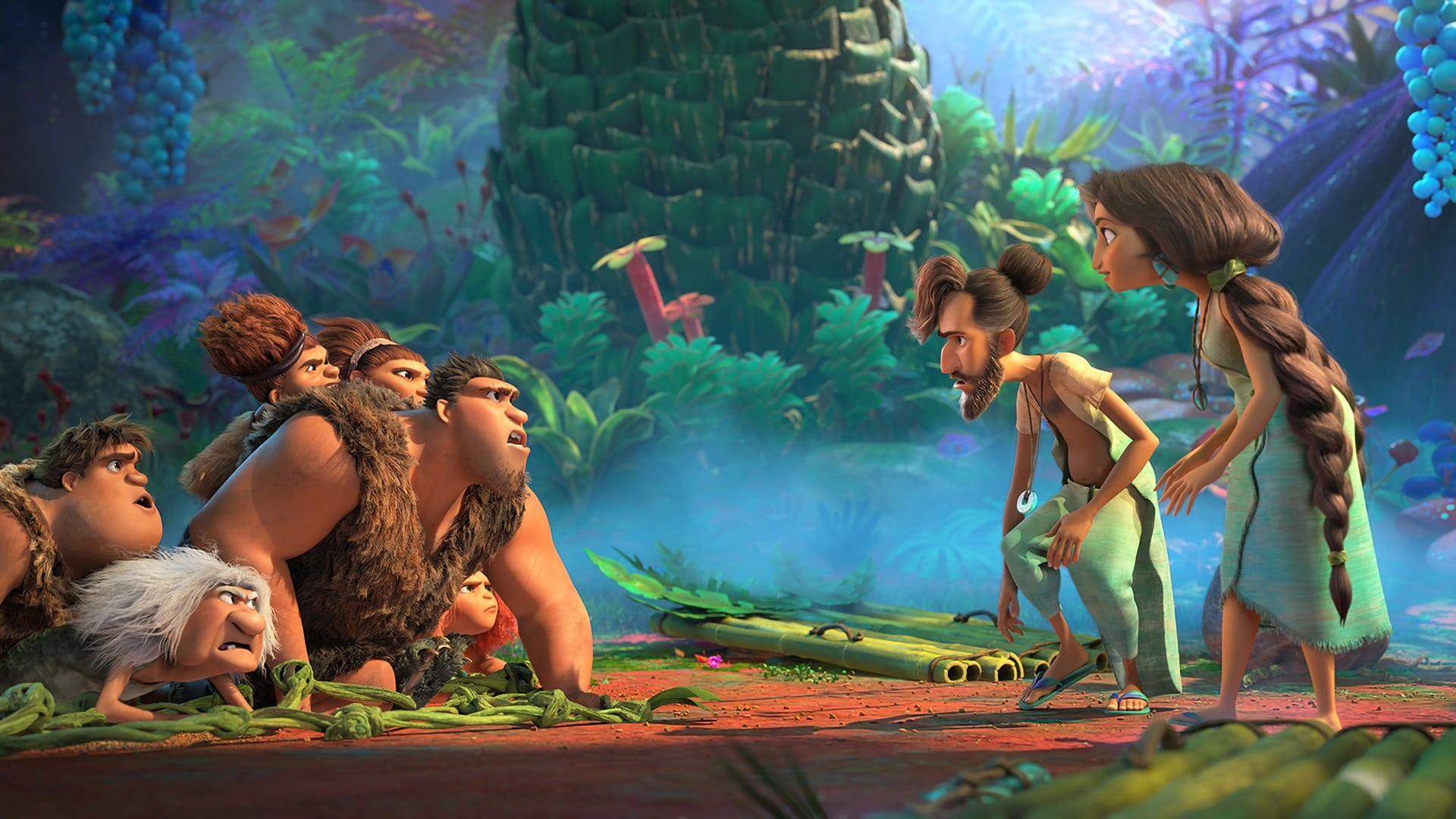 The Croods: A New Age [2020]
