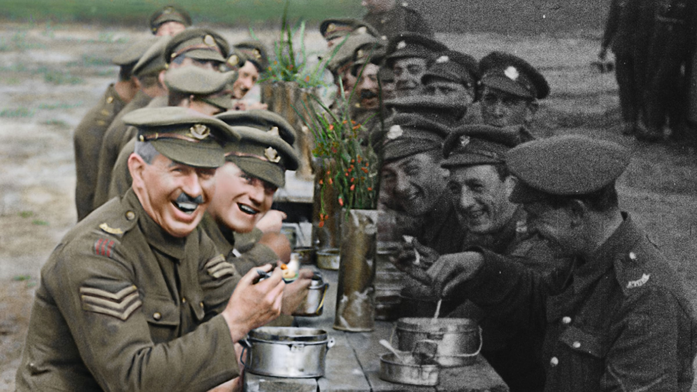 They Shall Not Grow Old  [2018]