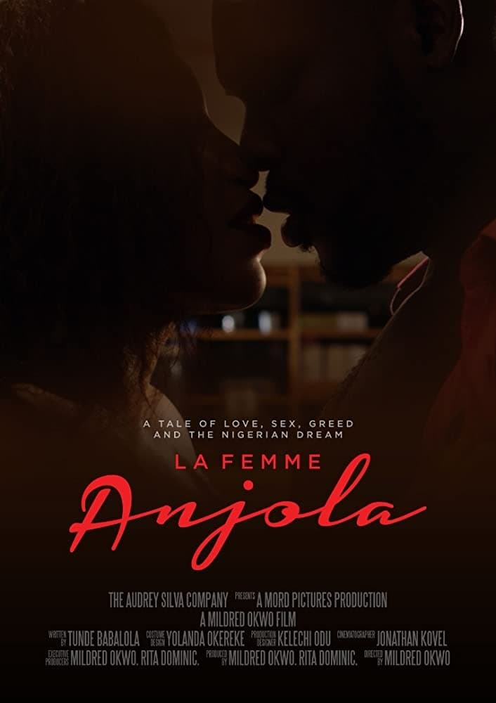 La Femme Anjola Poster