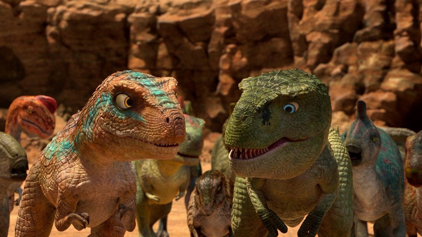 Dino King: Journey to Fire Mountain [2018]