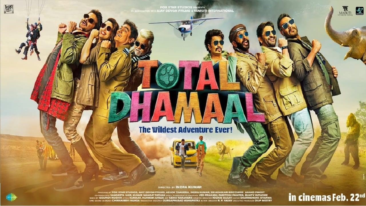 Total Dhamaal  [2019]