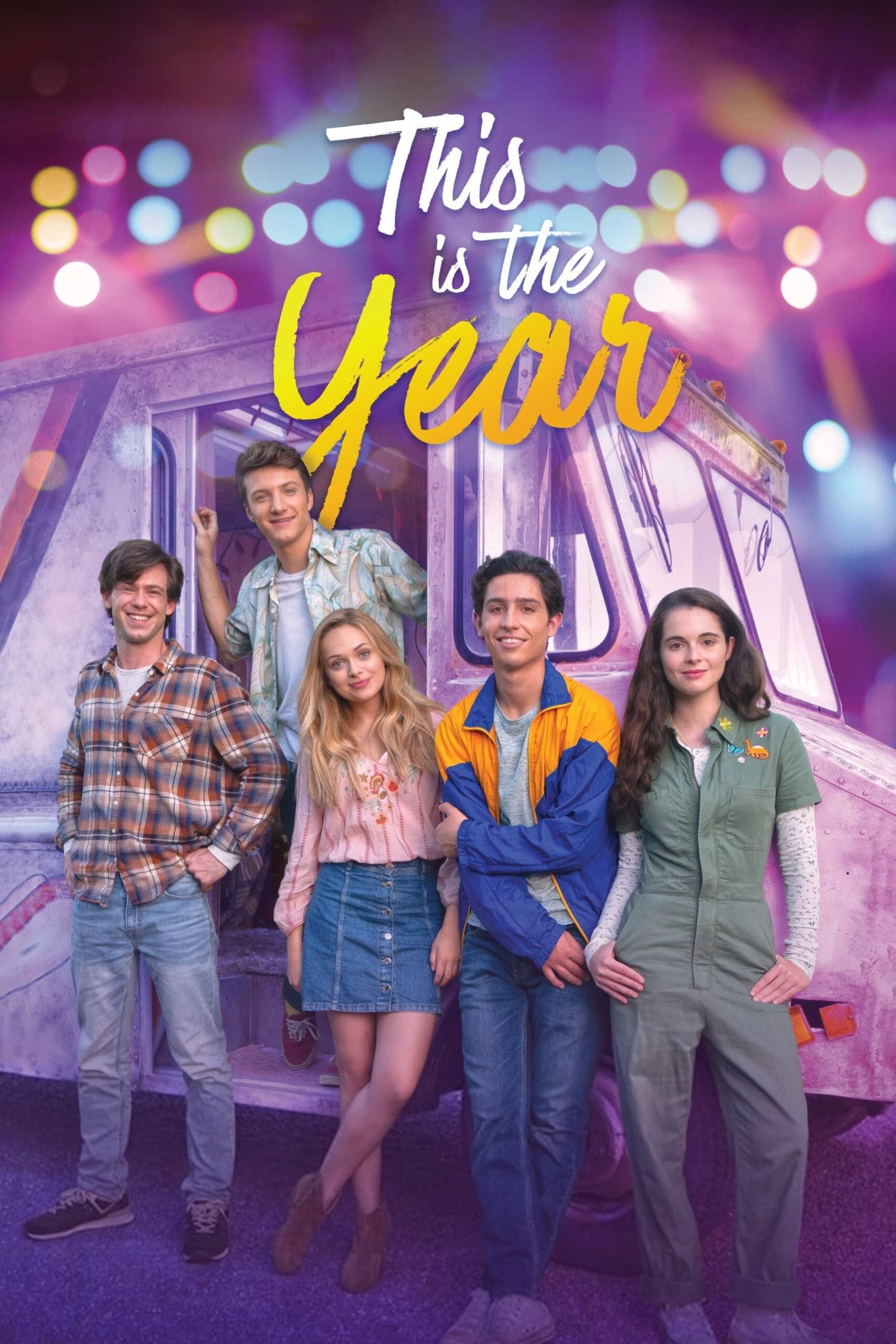 This Is the Year Poster