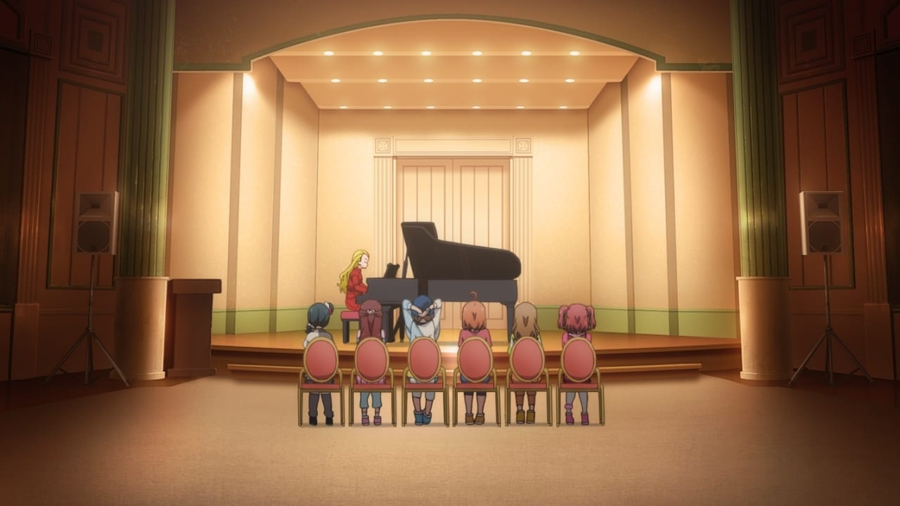Love Live! Sunshine!! The School Idol Movie Over the Rainbow [2019]