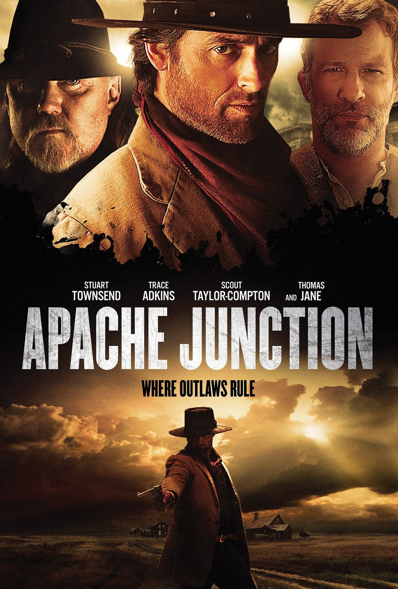 Apache Junction Poster