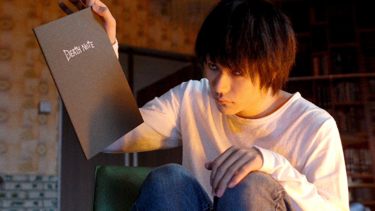 Death Note L Change the World  [2008]