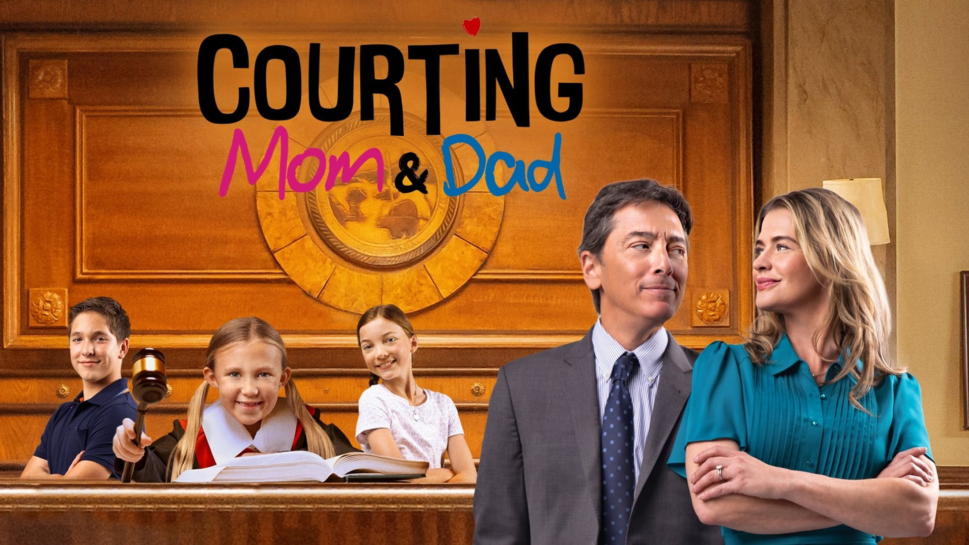 Courting Mom and Dad  [2021]