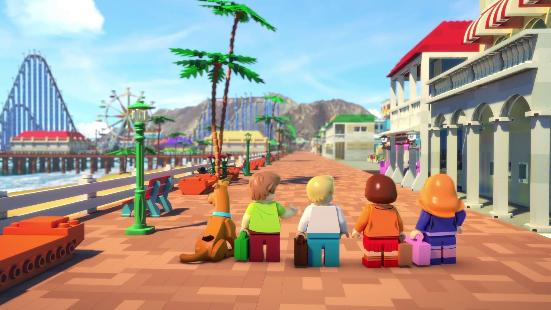 Lego Scooby-Doo! Blowout Beach Bash  [2017]