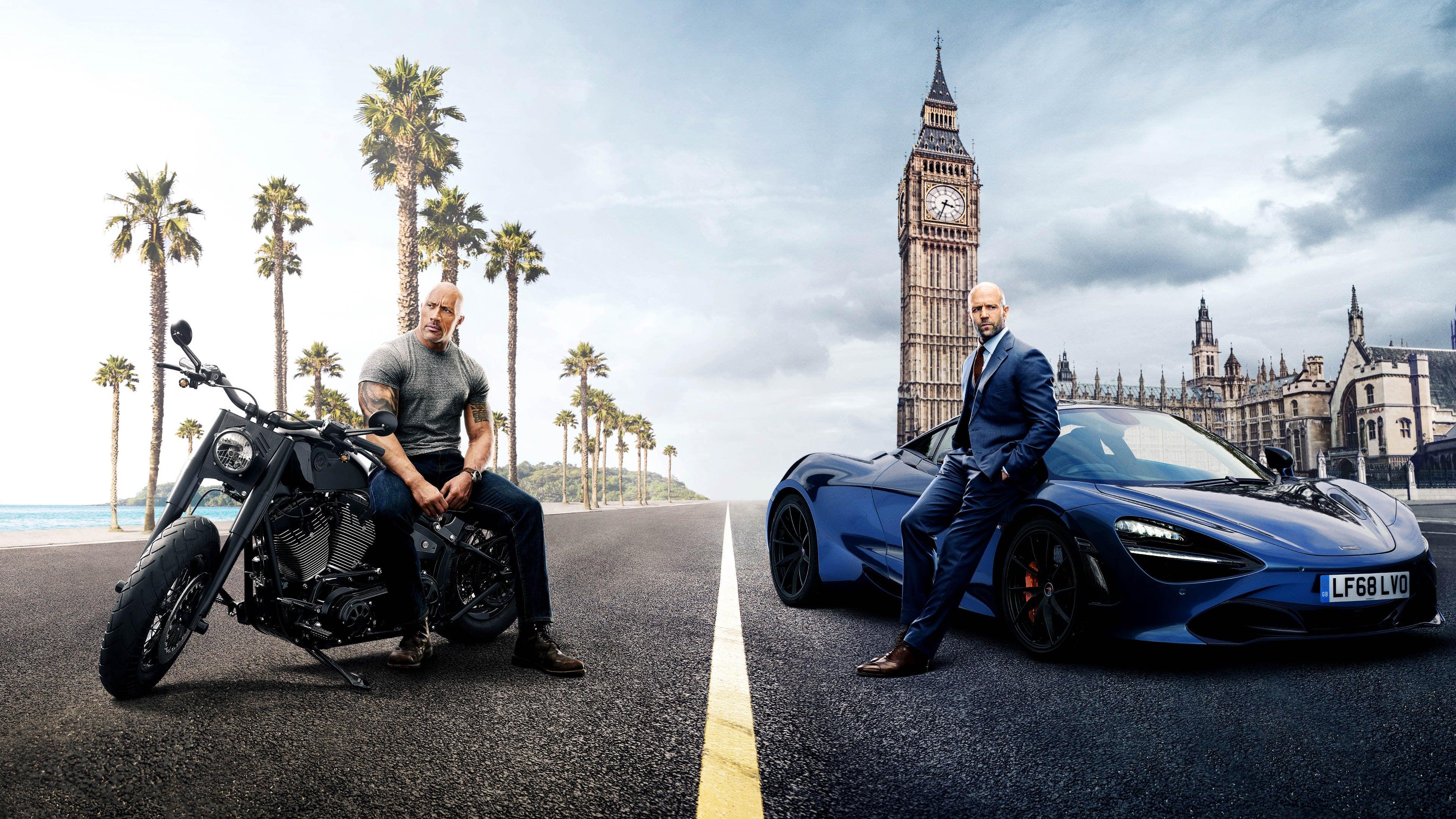 Fast & Furious Hobbs & Shaw [2019]