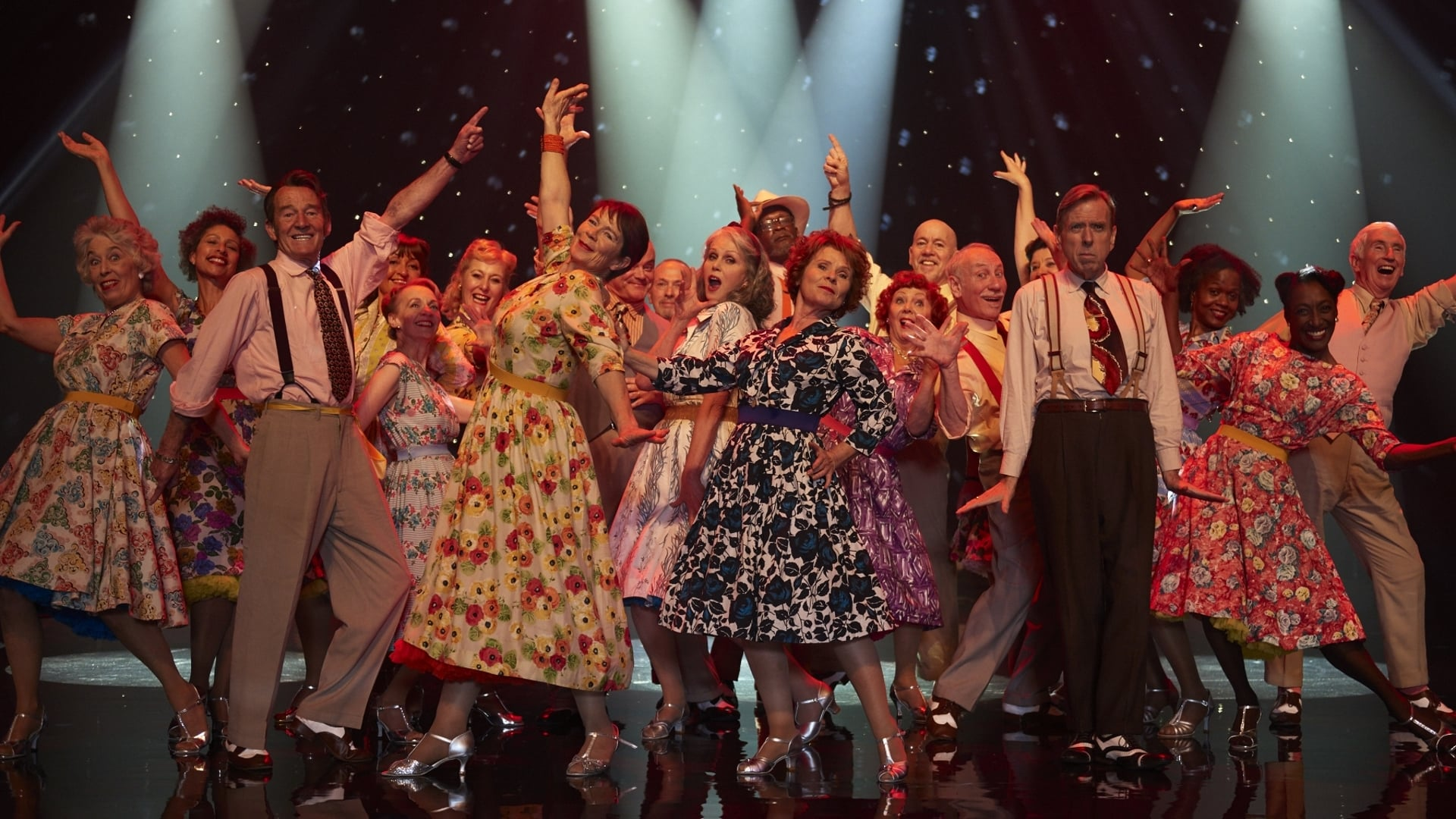 Finding Your Feet  [2017]