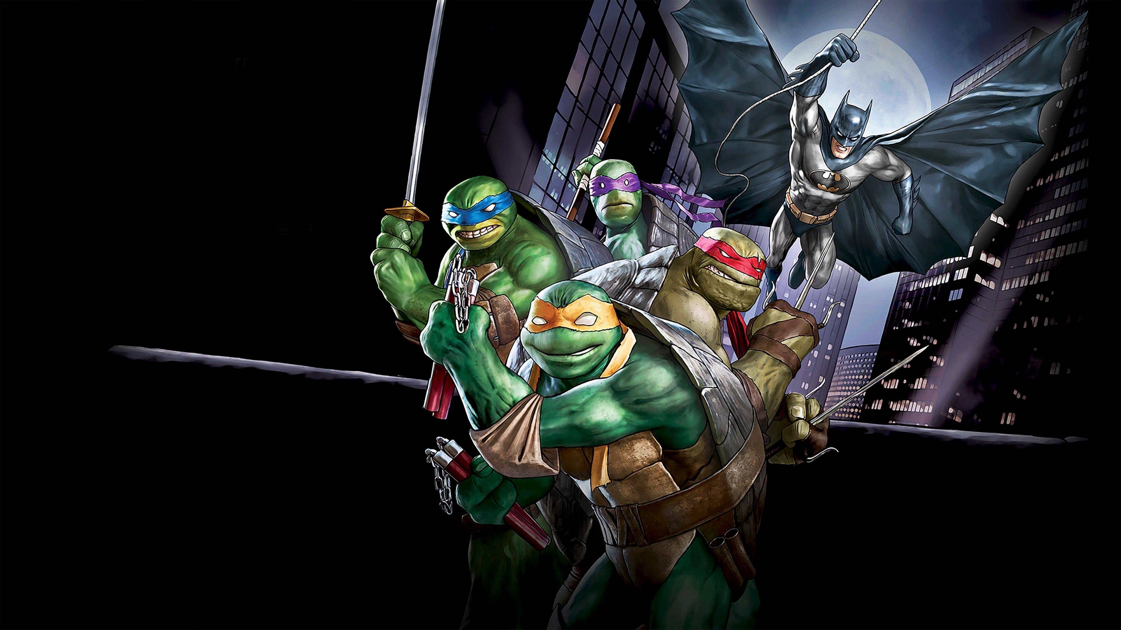 Batman vs. Teenage Mutant Ninja Turtles [2019]