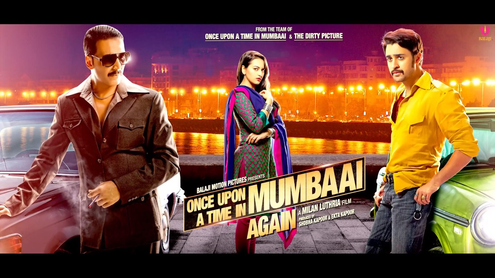 Once Upon ay Time in Mumbai Dobaara! [2013]