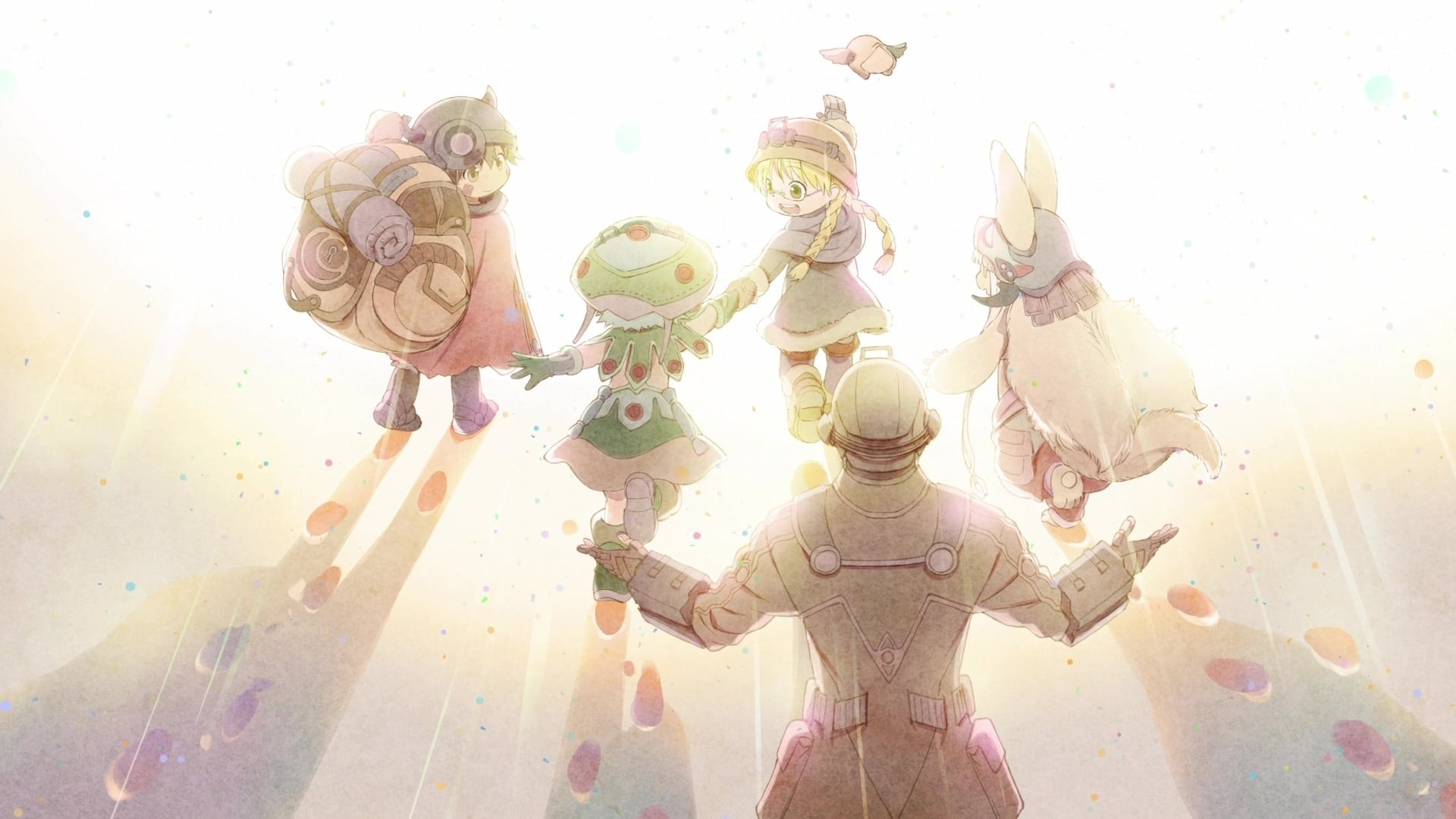 Made In Abyss Dawn Of The Deep Soul  [2020]