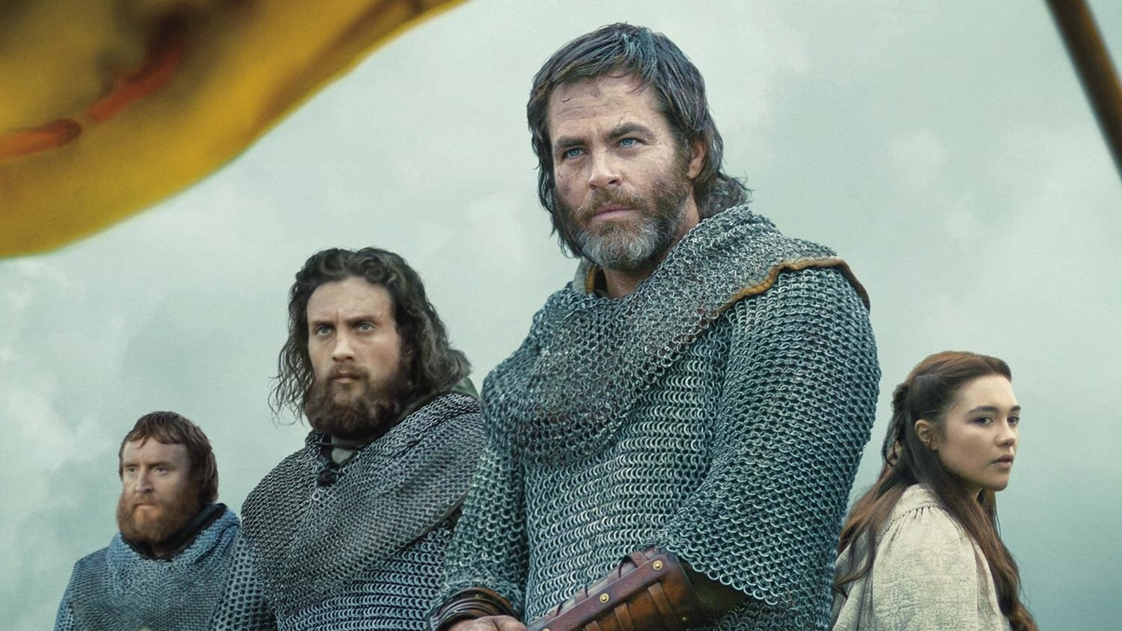 Outlaw King  [2018]
