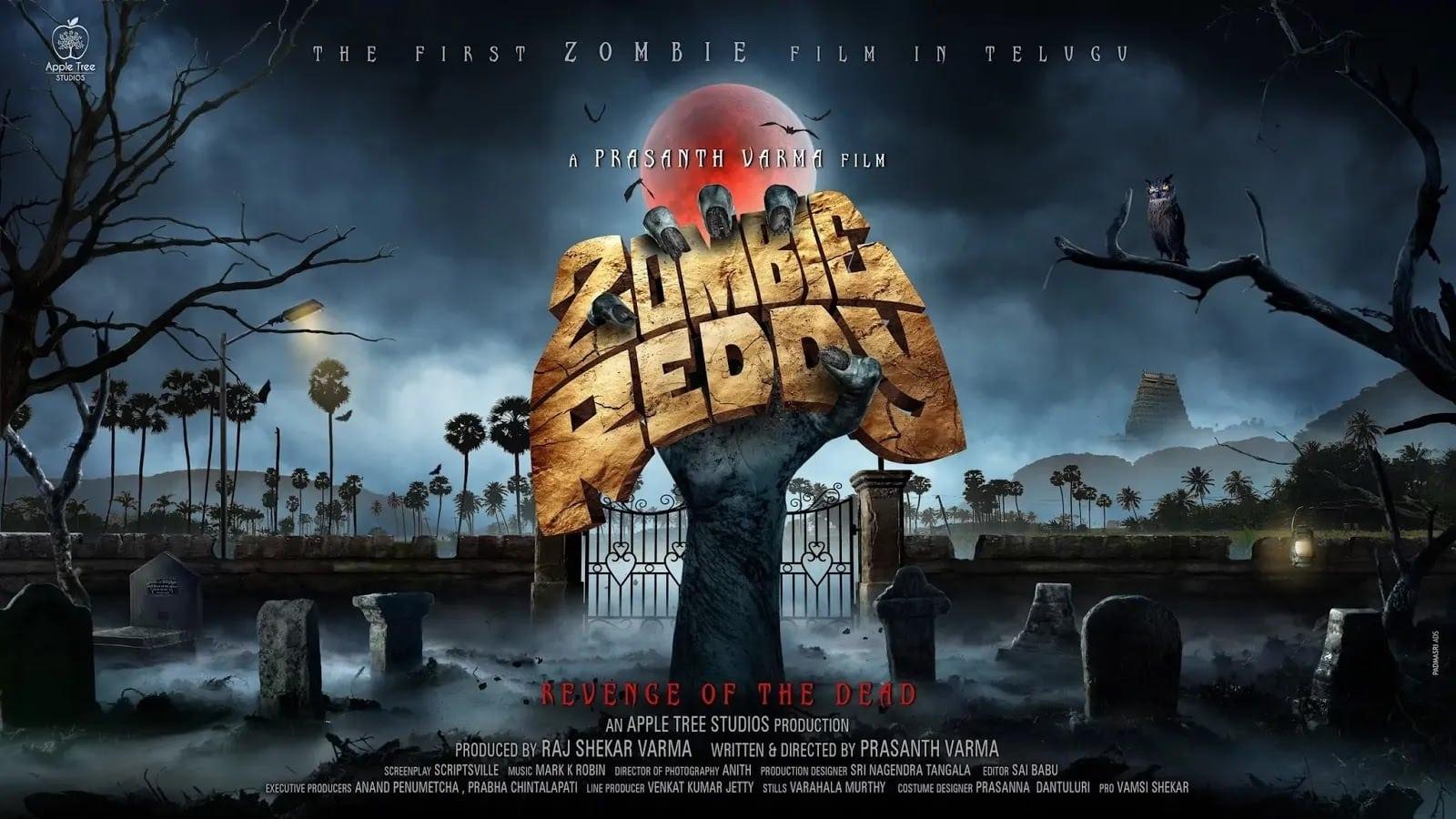 Zombie Reddy  [2021]