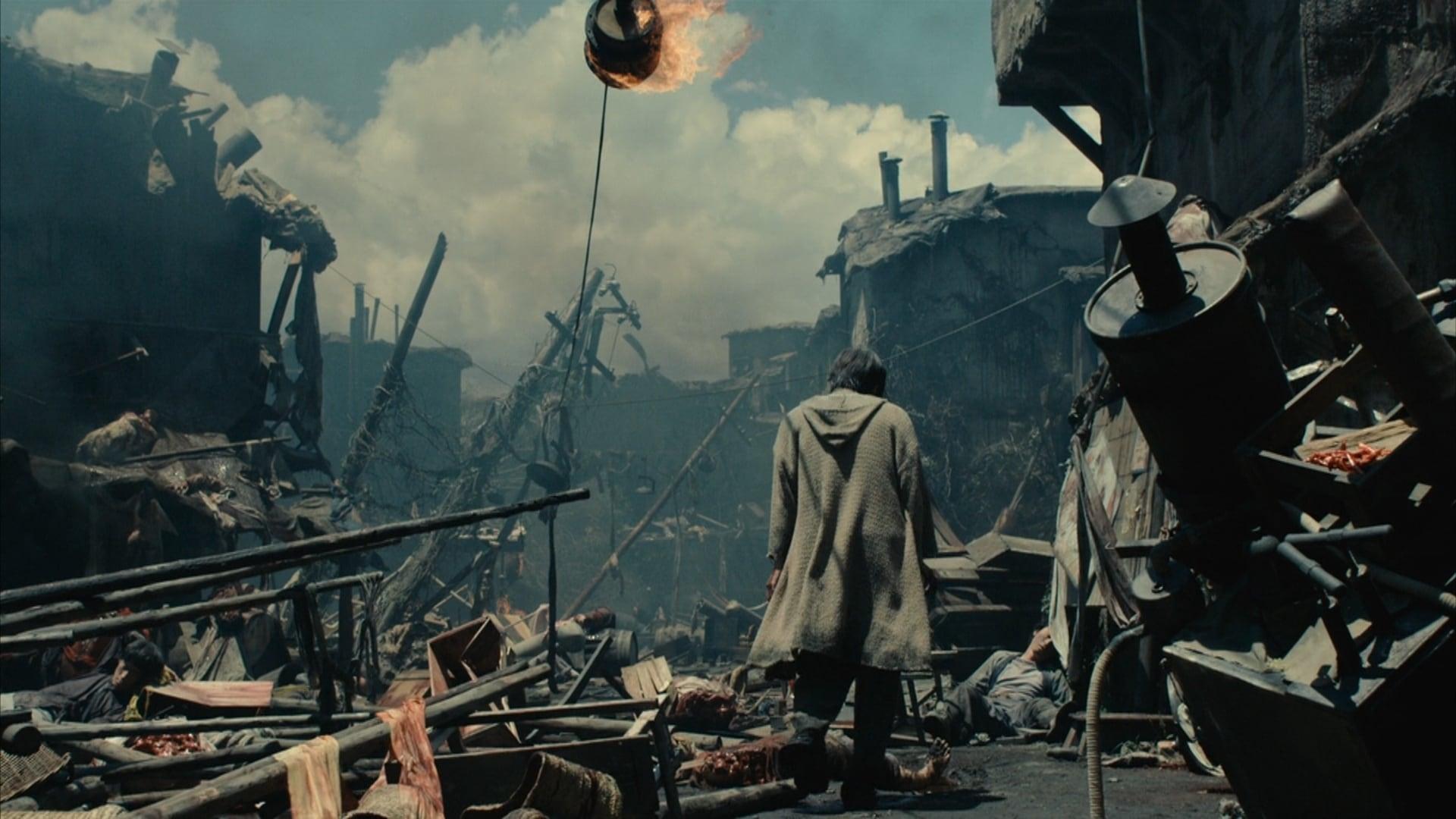 Attack on Titan  [2015]