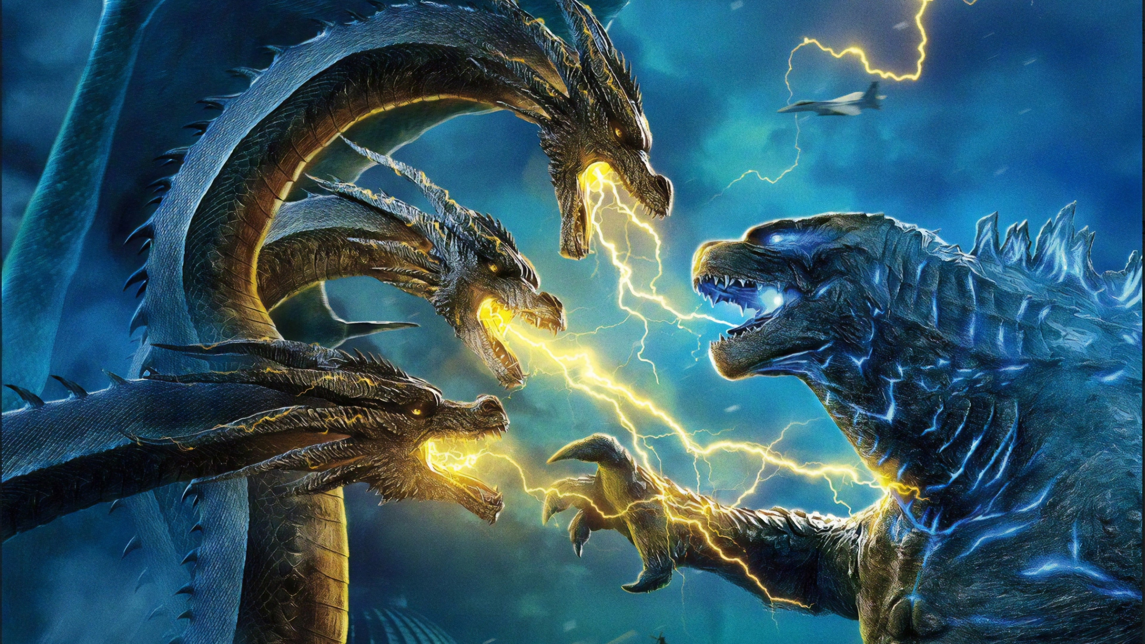 Godzilla King of the Monsters  [2019]