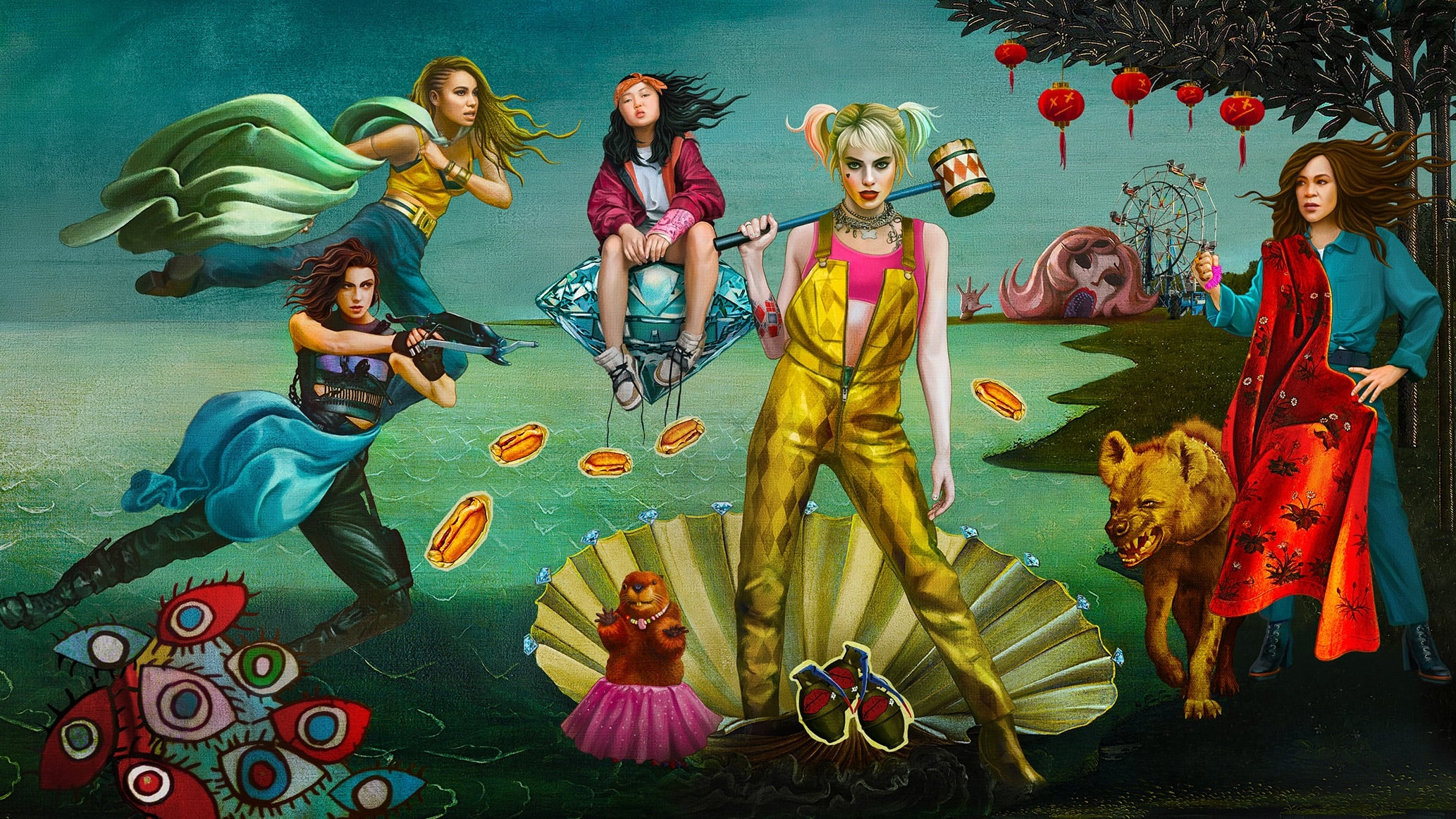 Birds of Prey (and the Fantabulous Emancipation of One Harley Quinn) [2020]