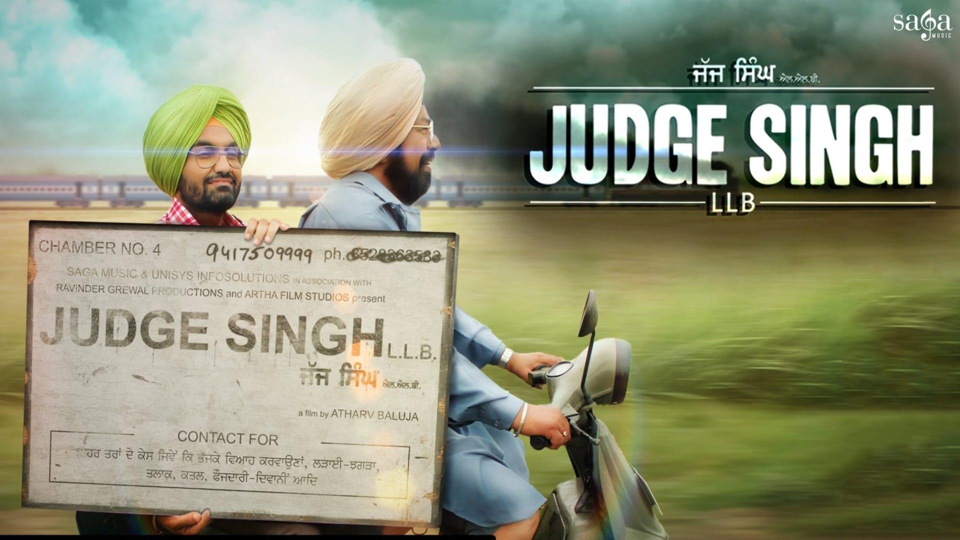Judge Singh LLB  [2015]