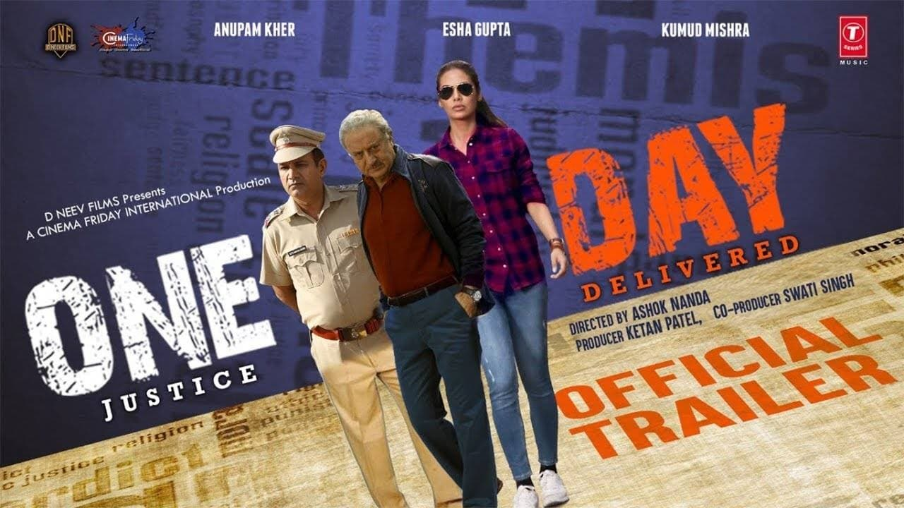 One Day: Justice Delivered [2019]