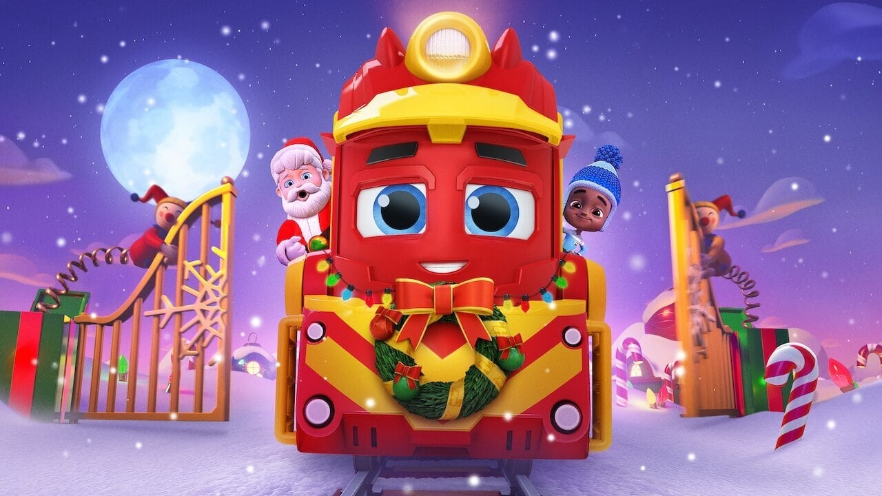 Mighty Express A Mighty Christmas  [2020]