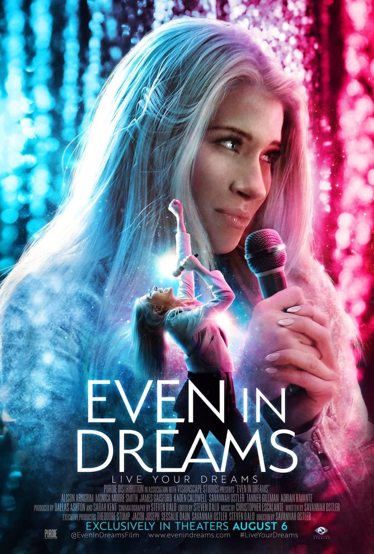 Even in Dreams Poster