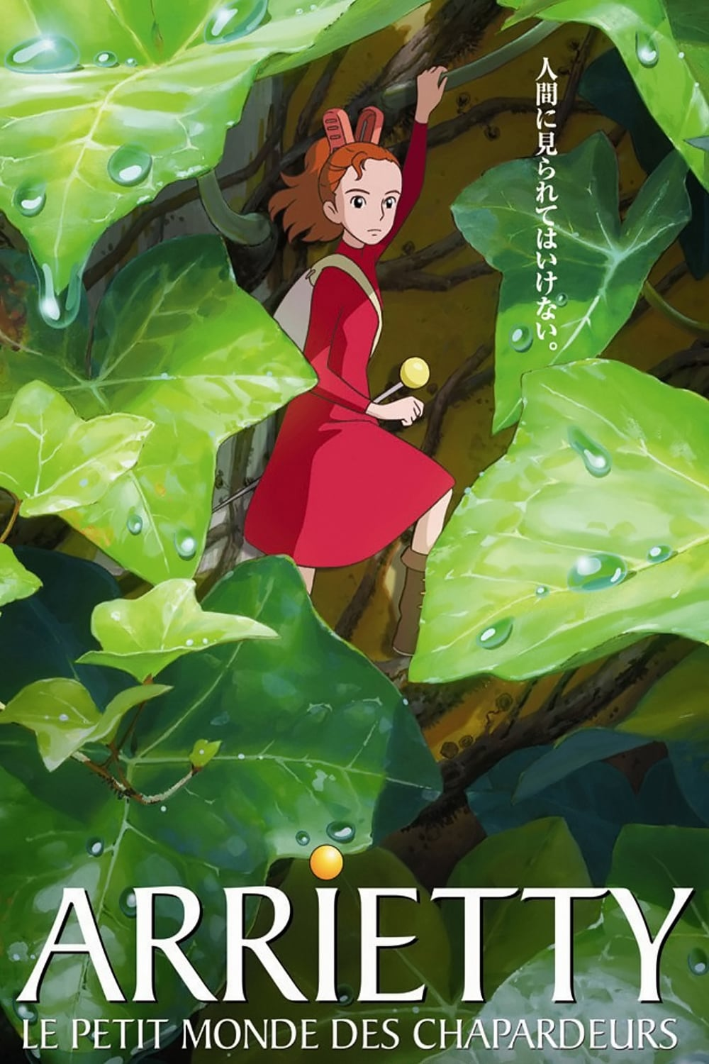 Arrietty le petit monde des chapardeurs 2010 streaming - Le jardin secret film complet en francais ...