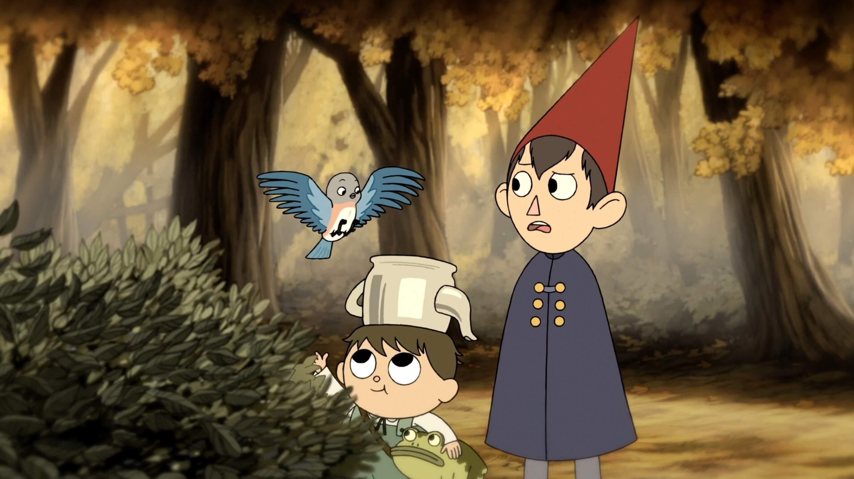 Download Over The Garden Wall 2014 Hd 720p Full Episode For Free Watch Or Fast Download Hd