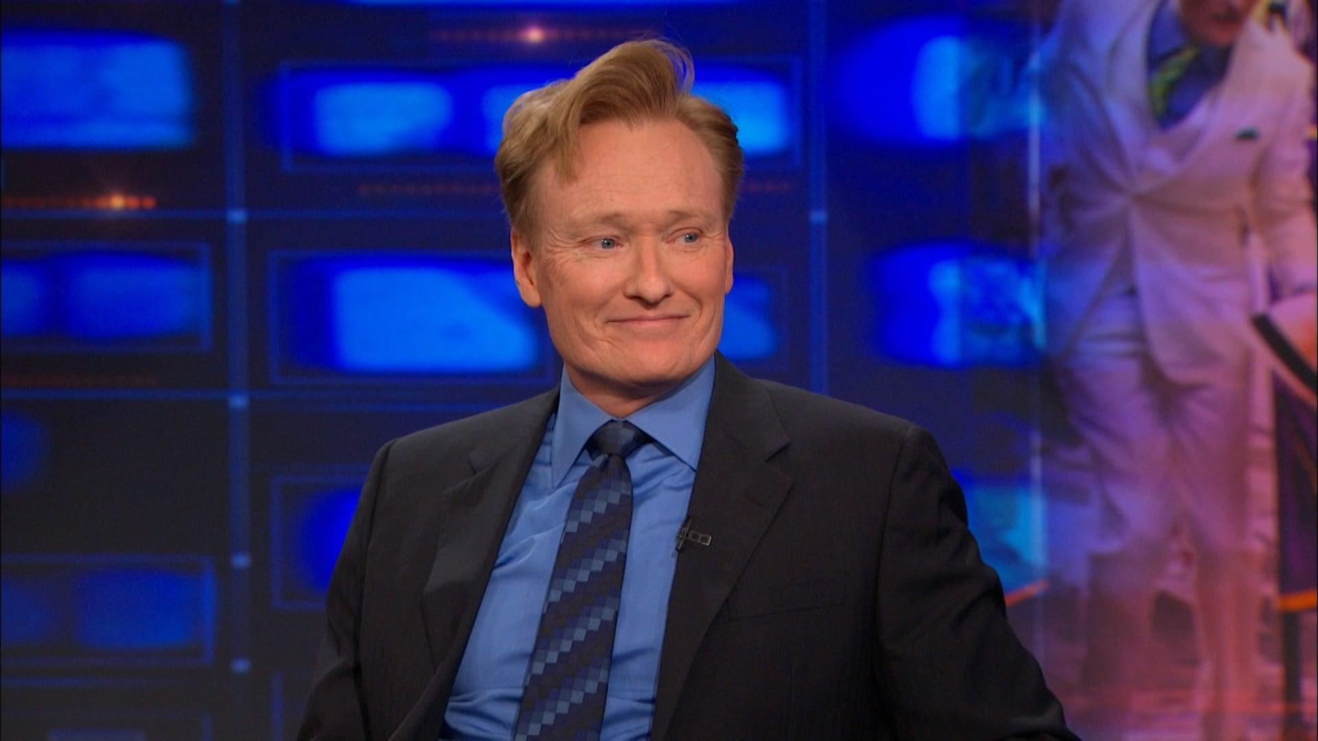 The Daily Show with Trevor Noah Season 20 :Episode 66  Conan O'Brien