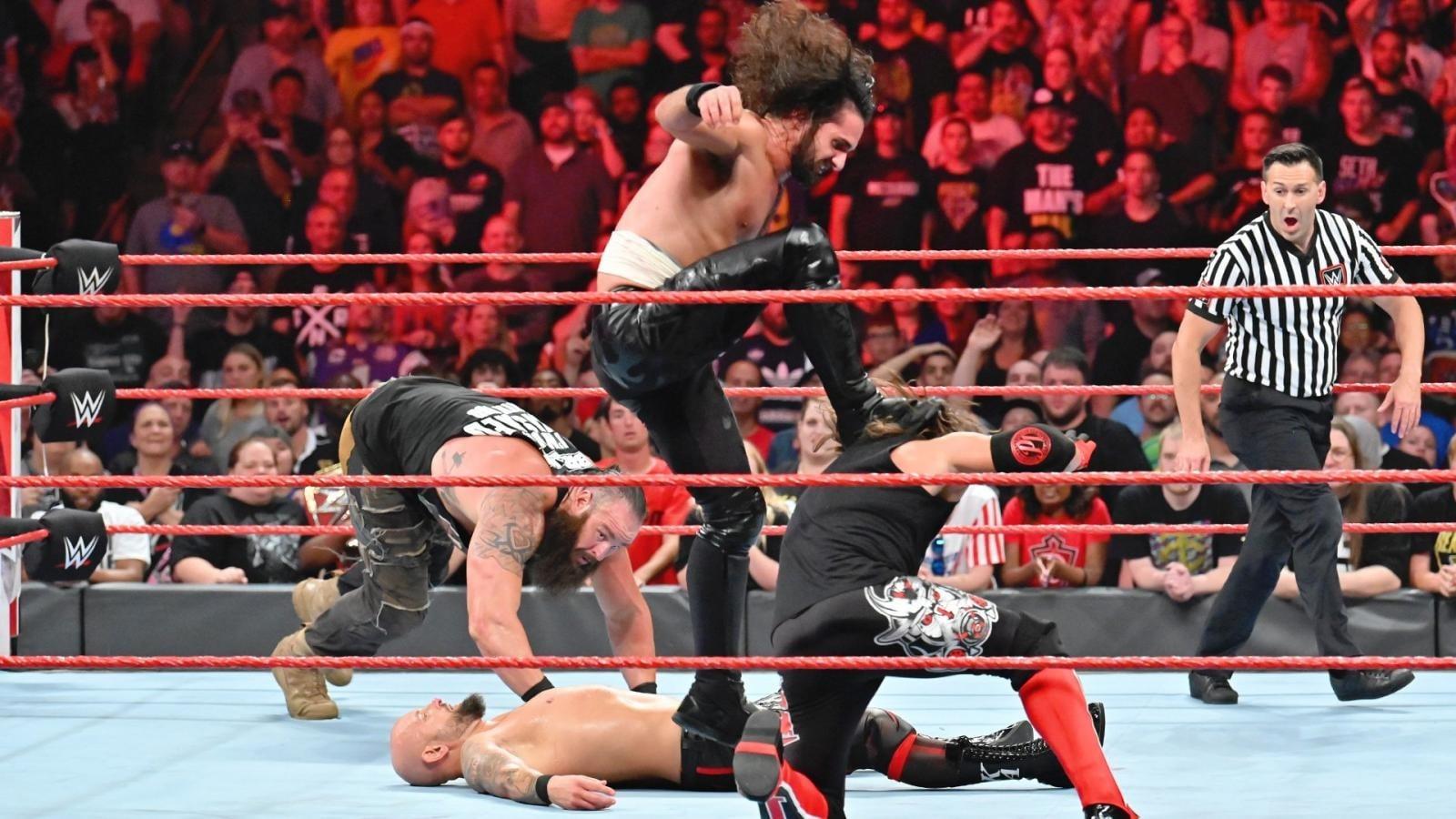 WWE Raw Season 27 :Episode 33  August 19, 2019 (St. Paul, MN)