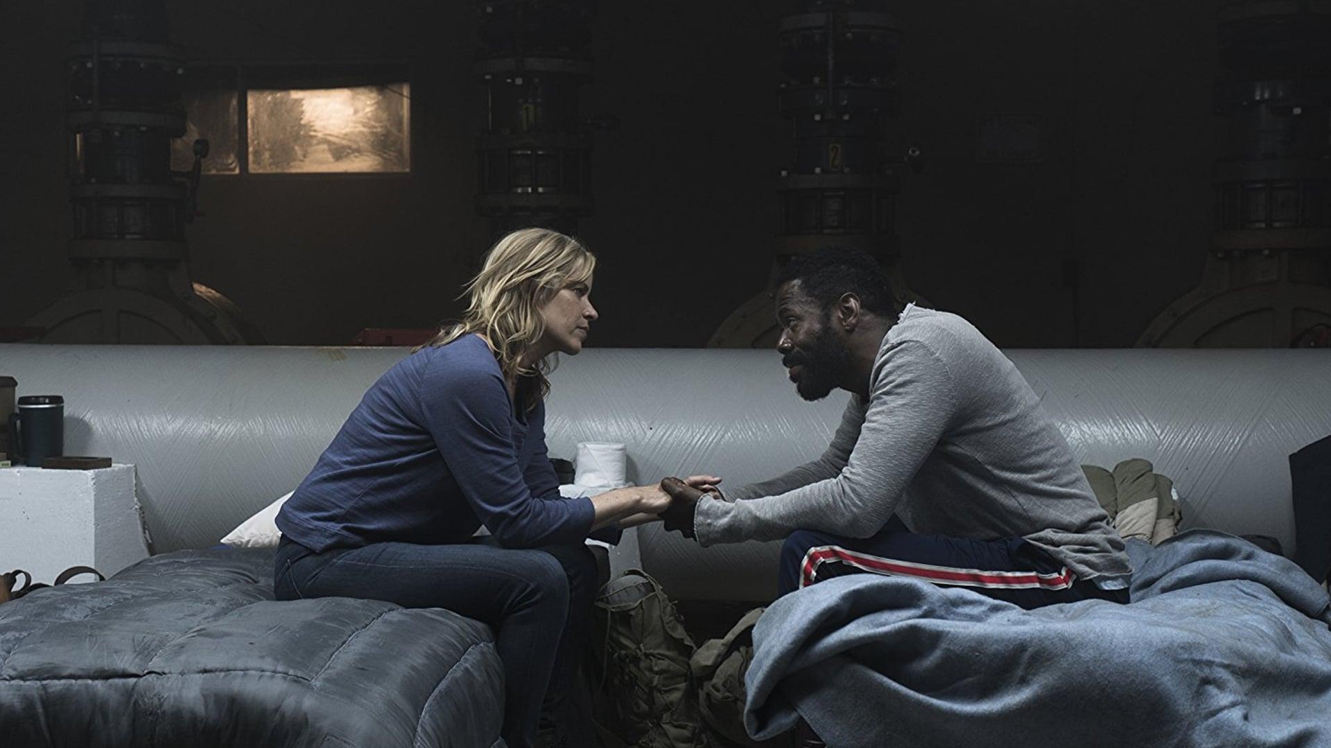 Fear the Walking Dead Season 3 :Episode 11  La Serpiente