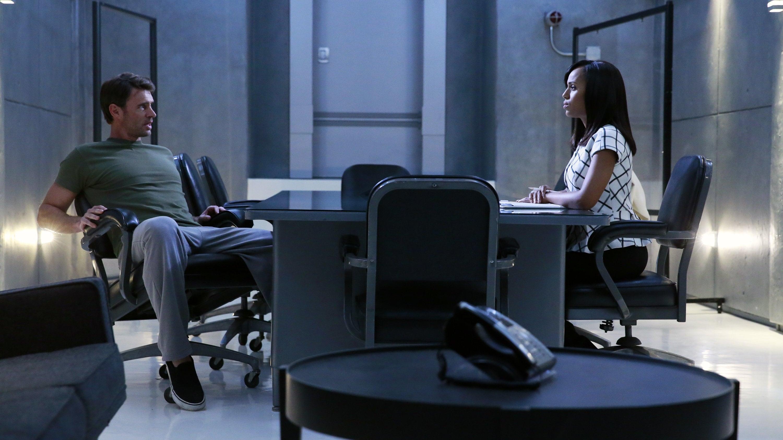 Scandal Season 4 :Episode 8  The Last Supper