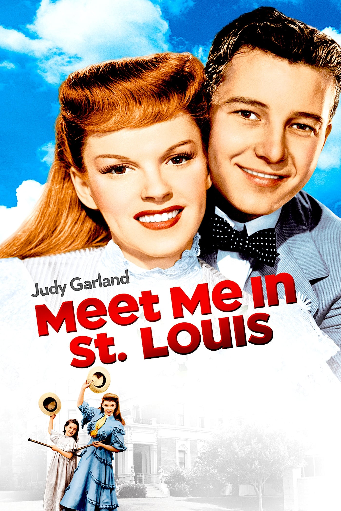 meet me in st louis online megavideo Summary and review of meet me in st louis synopsis in 1903, the affluent smith family is living in st louis, where the two eldest daughters, esther (judy garland) and rose (lucille bremer), are looking for love.