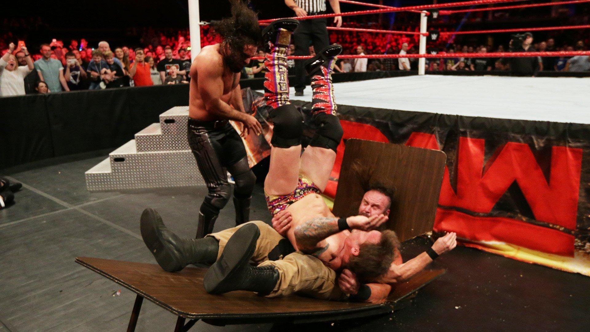 WWE Raw Season 24 :Episode 45  November 7, 2016 (Glasgow, Scotland)