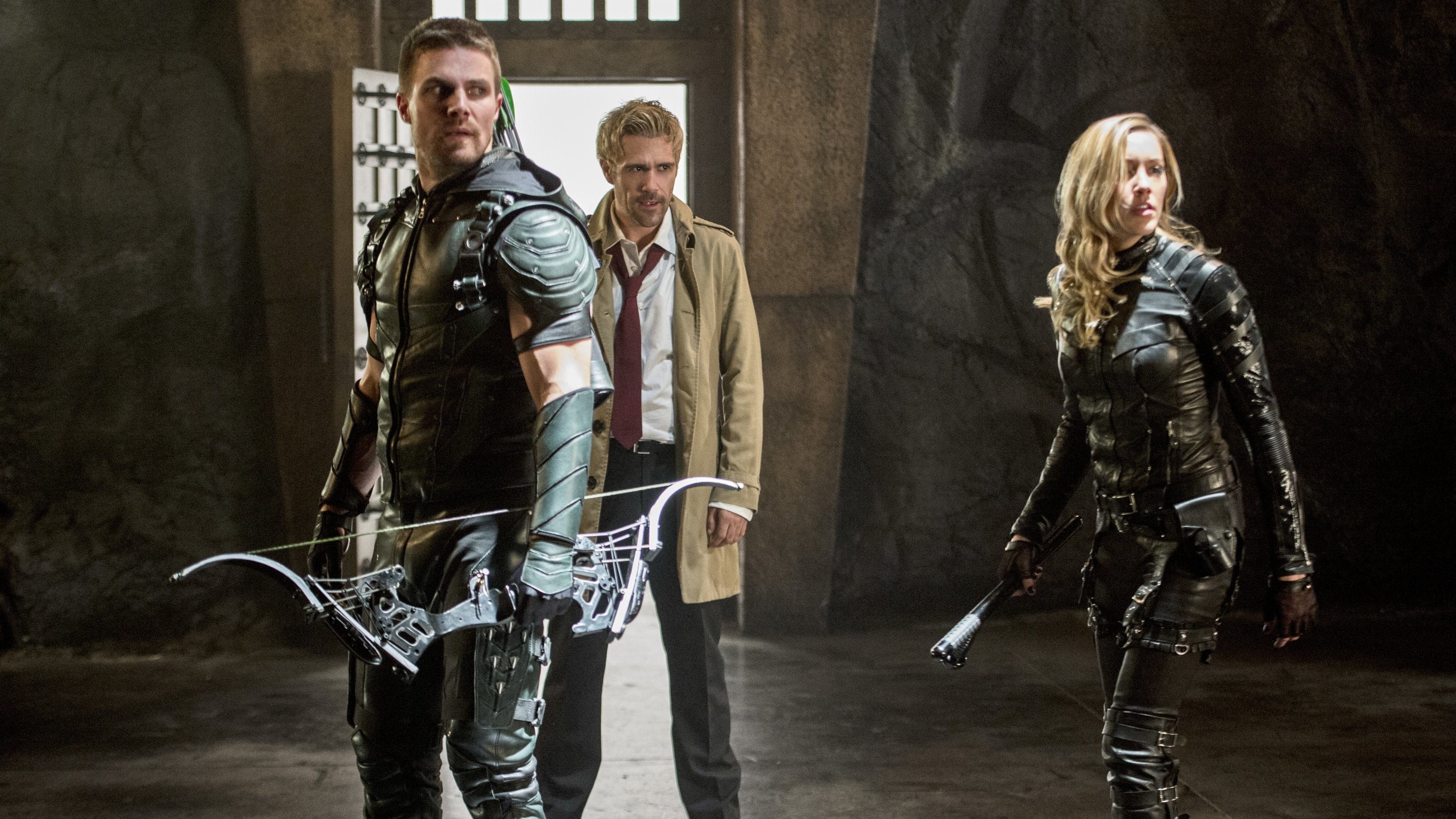 Arrow Season 4 :Episode 5  Seelenjagd