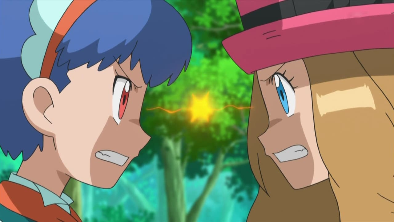 Pokémon Season 17 :Episode 25  A Battle by Any Other Name!
