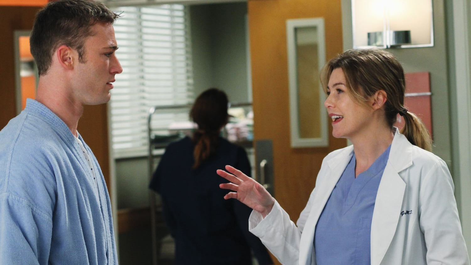 Grey's Anatomy - Season 6 Episode 19 : Sympathy for the Parents