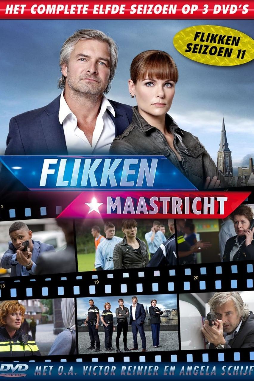 Flikken Maastricht Season 11
