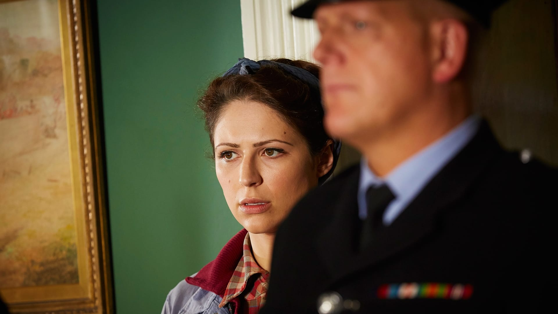 Father Brown Season 5 :Episode 5  The Hand of Lucia