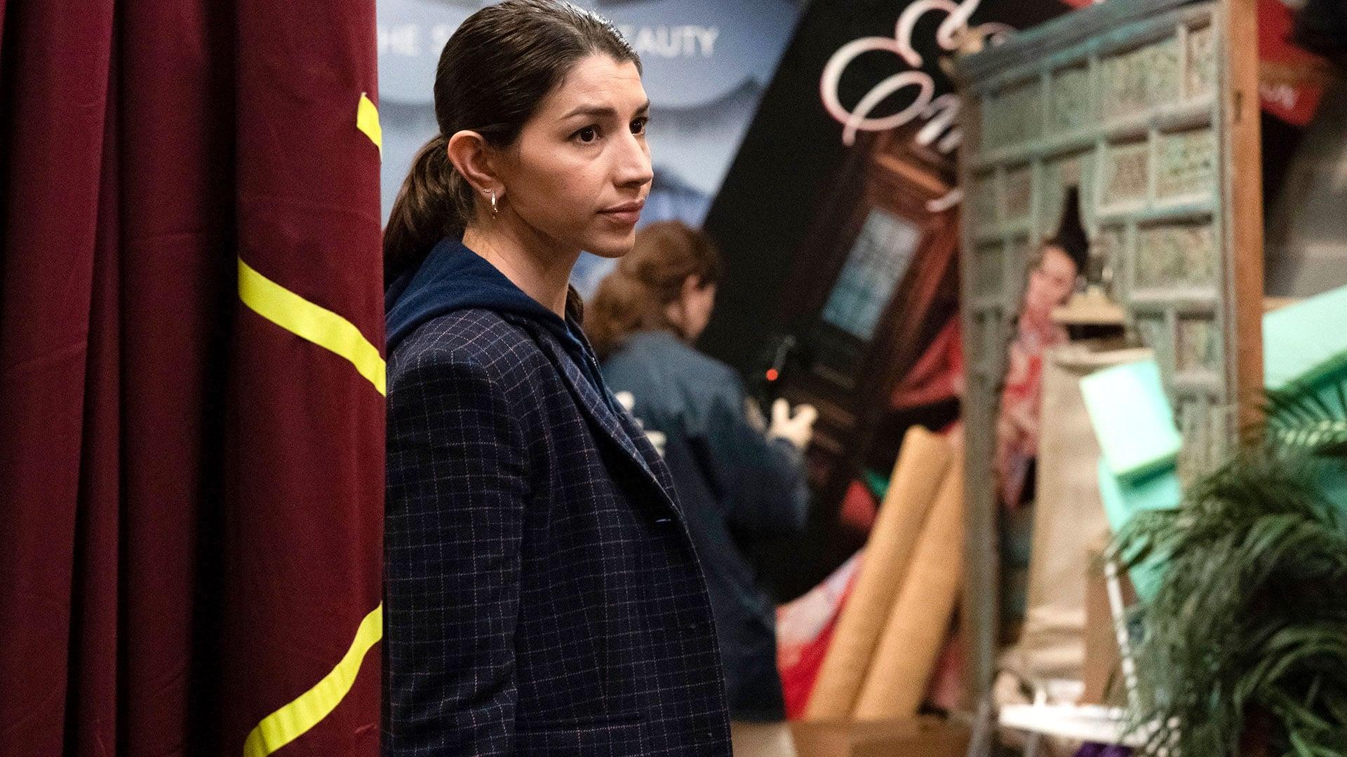Law & Order: Special Victims Unit Season 21 :Episode 17  DANCE, LIES AND VIDEOTAPE