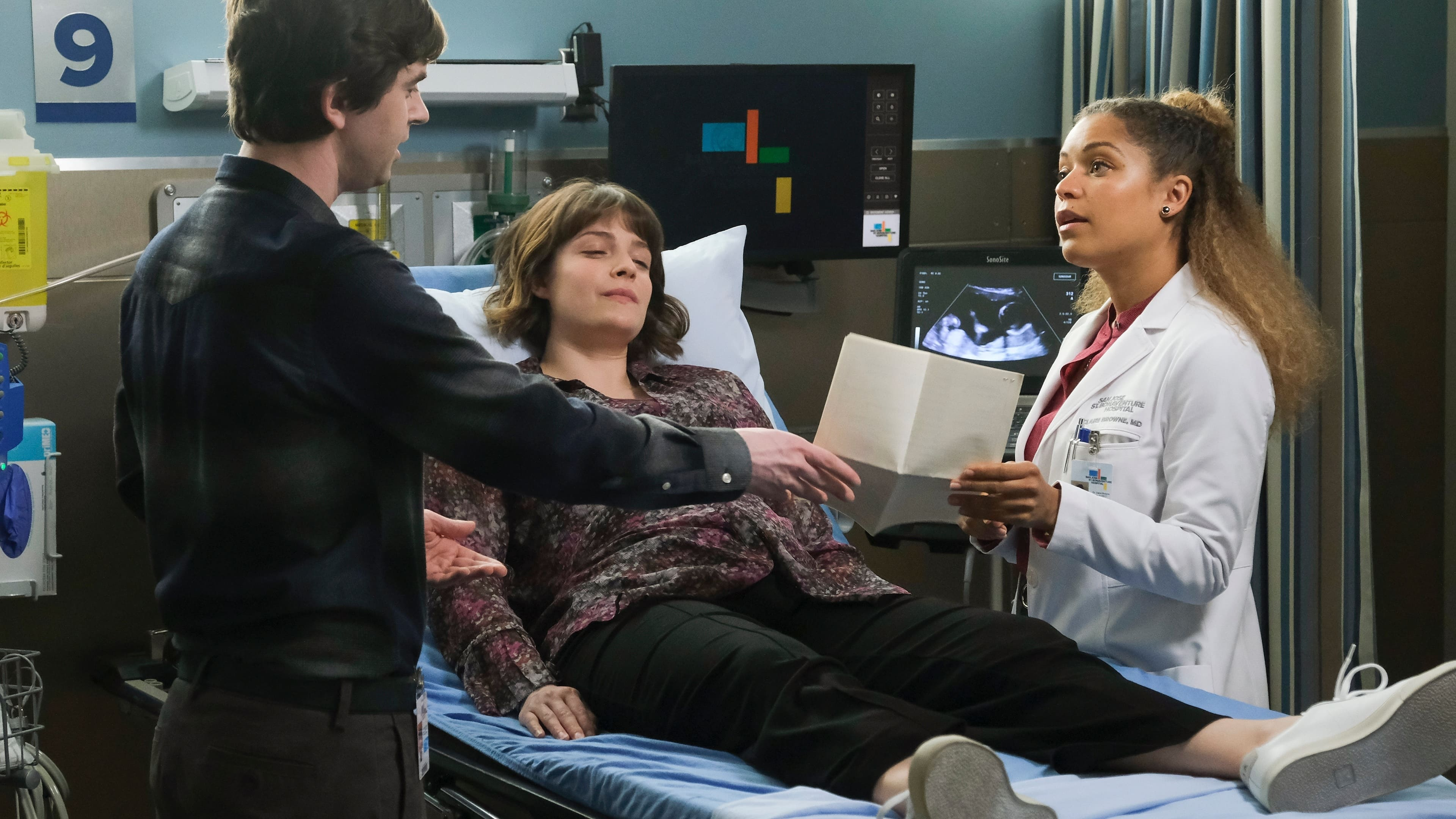 The Good Doctor - Season 4 Episode 16 : Dr. Ted